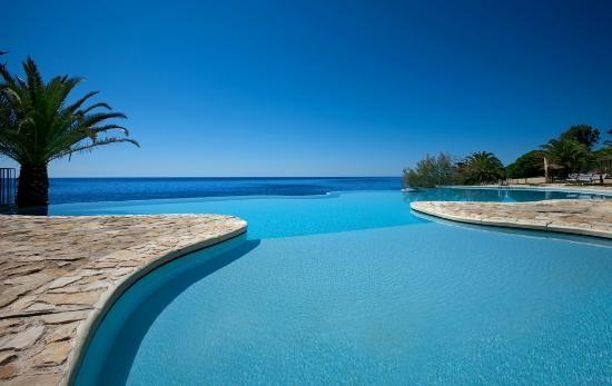 Hotel Costa dei Fiori, infiniti pool