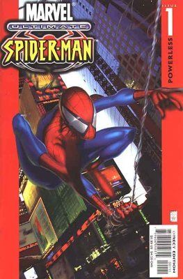 Marvel Ultimate Spider-Man #1 (Ultimate Spider-Man) @ niftywarehouse.com #NiftyWarehouse #Spiderman #Marvel #ComicBooks #TheAvengers #Avengers #Comics