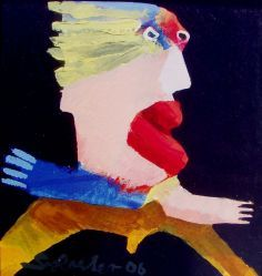 Danish artist Leif Sylvester