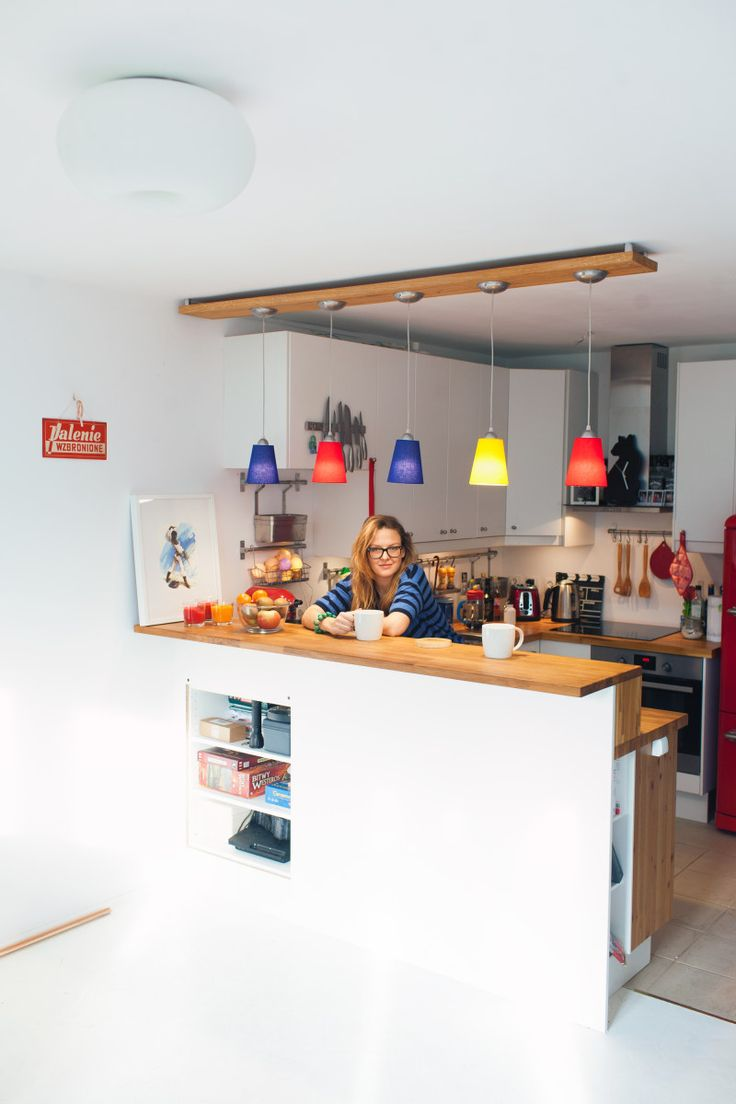 Otwarta kuchnia w bieli hola design homesquare - Kuchnia