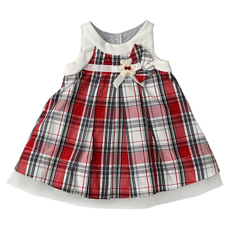 Lovely dress for baby girls 0-18 months.