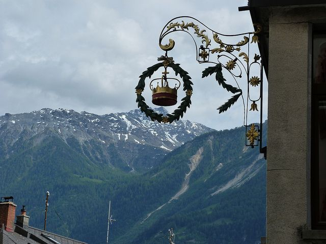 Gasthof zur Krone (Leuk - Wallis - Schweiz)