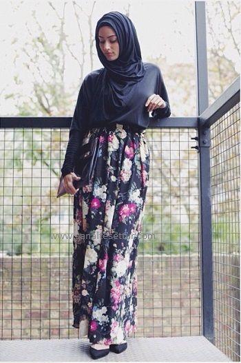 Hijab Flower