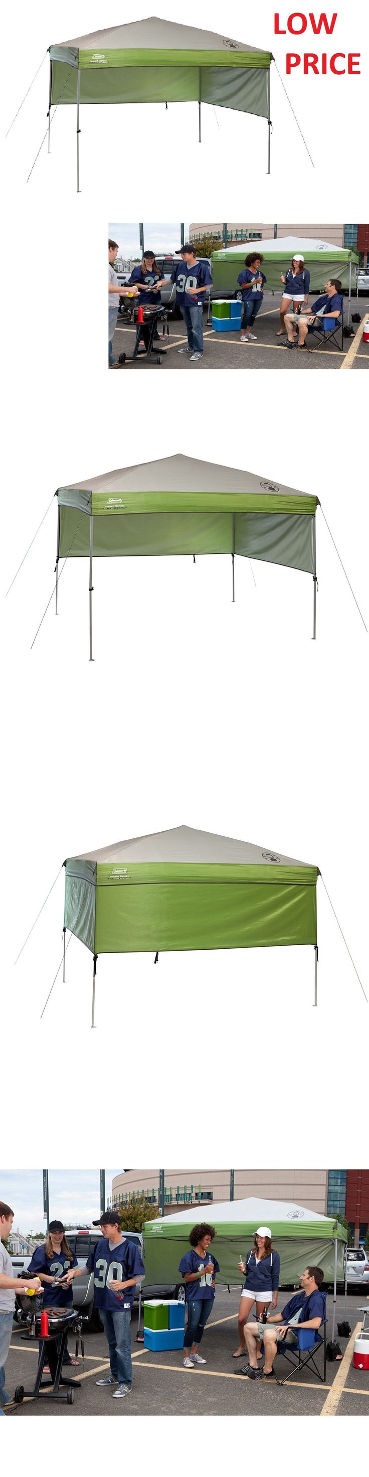 Canopies and Shelters 179011: Outdoor Gazebo Canopy Camping Hiking Sunwall Accessory Uv Protection Sun Shelter -> BUY IT NOW ONLY: $43.45 on eBay!
