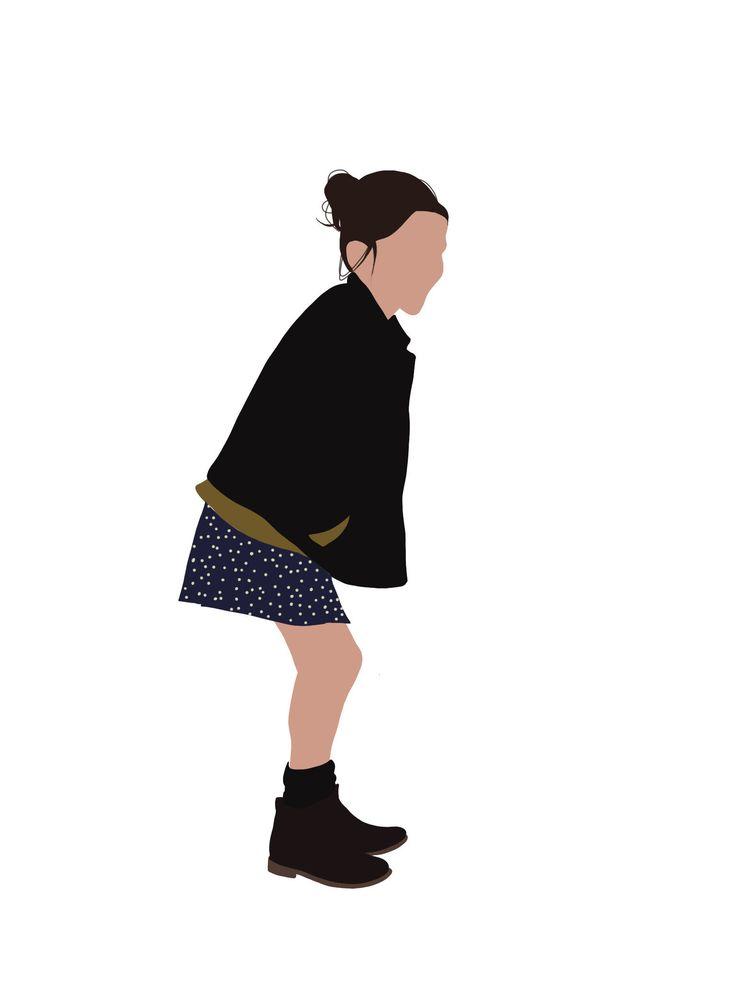 Zeichen Vektor Clipart PNG AI Mensch Person Illust…