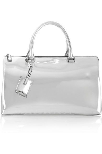 Shop now: Silver Tote