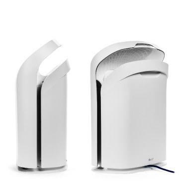 The BioGS Ultra Quiet Air Purifier