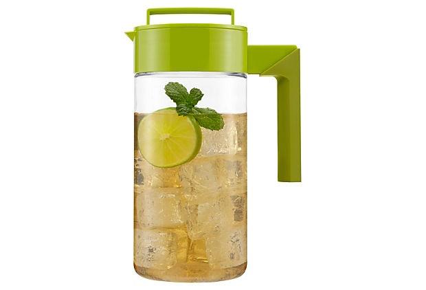 40 oz Tea Maker & Insulating Jacket: Jacket, 40 Oz, Teas, Tea Maker, Dr. Oz, 40Oz Green, Maker 40Oz, Iced Tea, Products