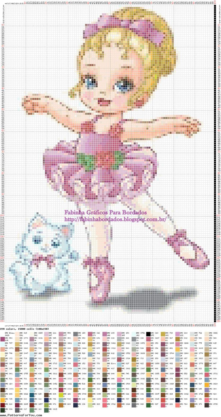 MAGIC CROSS STITCH: