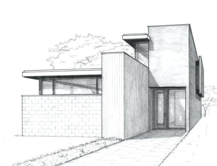 Incroyable Architecture Maison Dessin D Obtenir Plus D Idees Sur Le En 2020 Interieur Dessin D Architecture Architecture Conceptuelle Dessin Architecture De Paysage