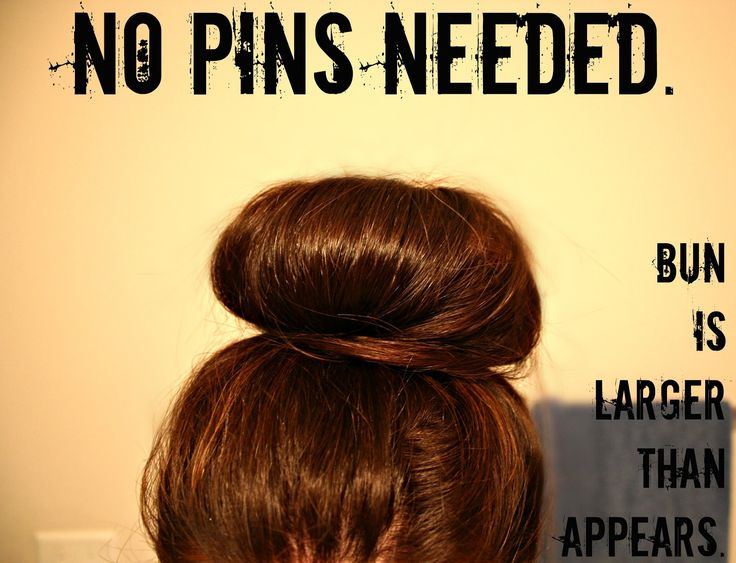 How To: Lauren Conrad's Big Messy Bun & Big Ballerina Bun NO PINS NEEDED…