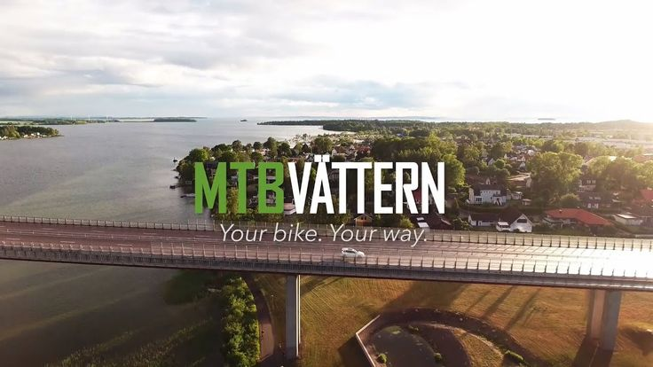 MTB-Vättern: Your bike. Your way. - YouTube