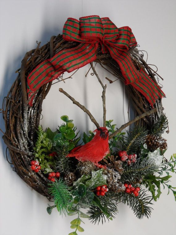 Christmas decorations red birds : Best images about red bird christmas ideas on