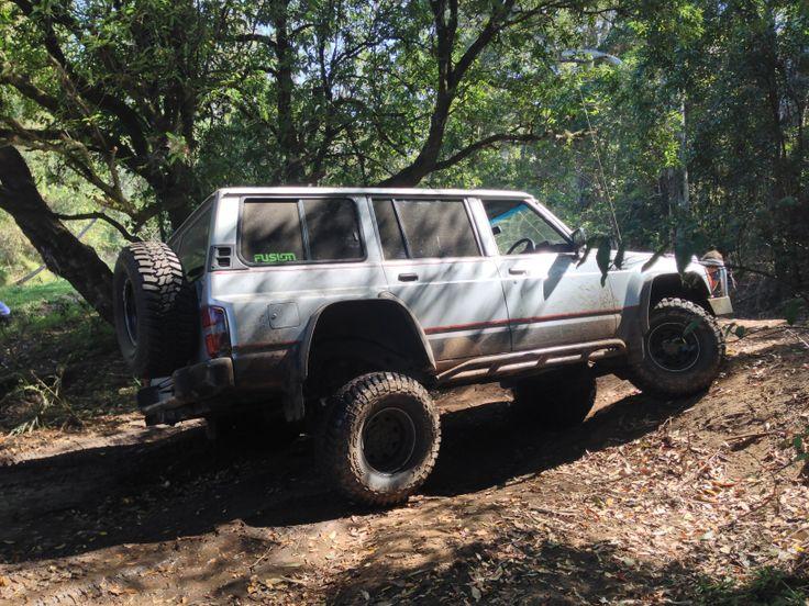 Nissan GQ Patrol Y60