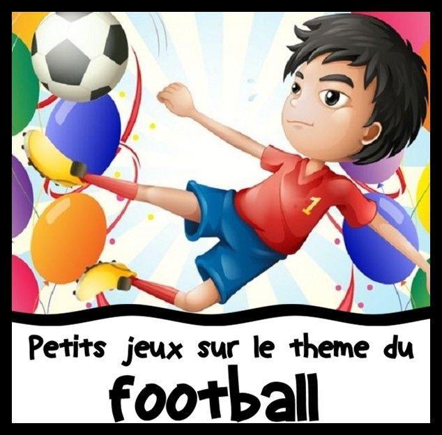 Jeu D'anniversaire 9 Ans Garcon Awesome Jeux De Foot Pour Anniversaire | Anniversaire thème foot ...