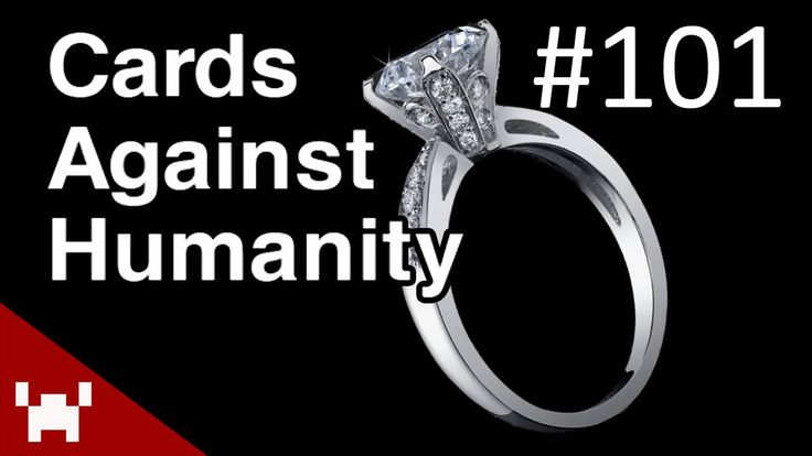 ONE RING TO RULE THEM ALL (Cards Against Humanity Ep. 101)