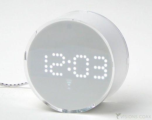 white led clock 2