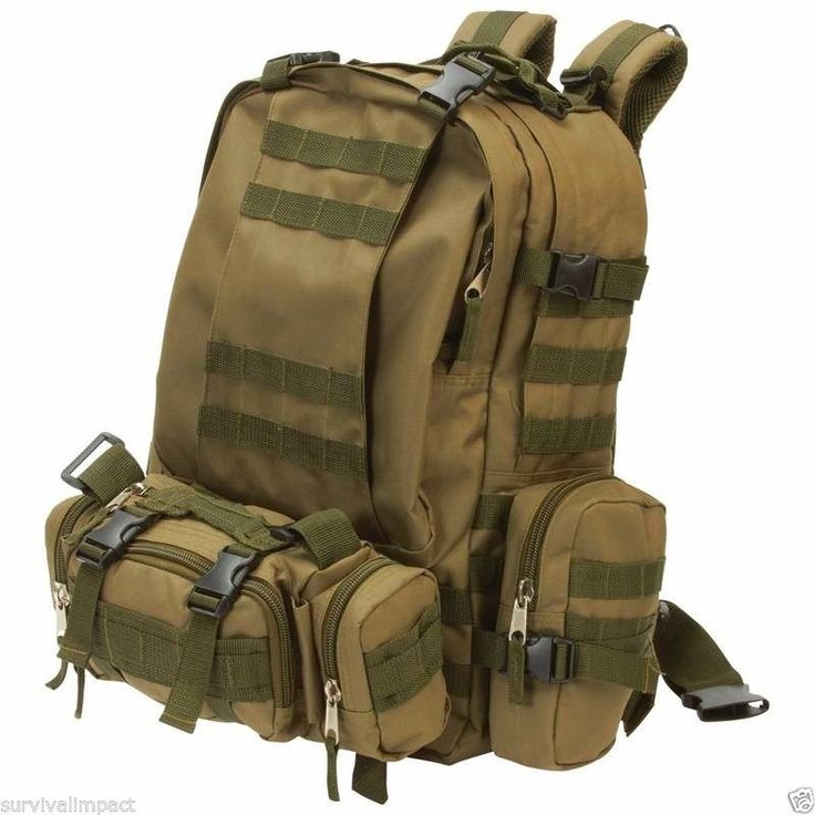 details about tactical backpack edc day pack