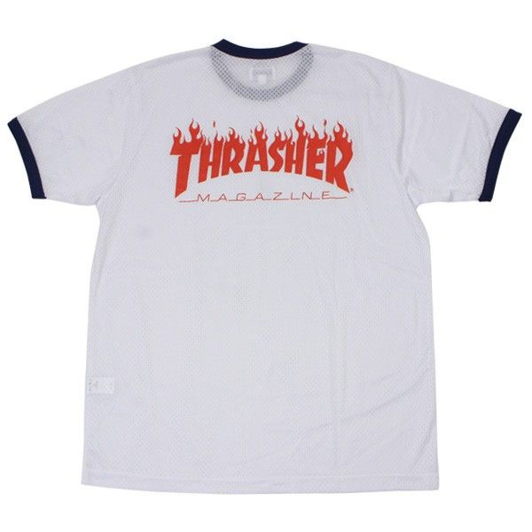 SUPREME THRASHER 15SS Mesh Crewneck Size(M)(-) [stay246_gap5082] - $39.99 : Vans Shop, Vans Shop in California