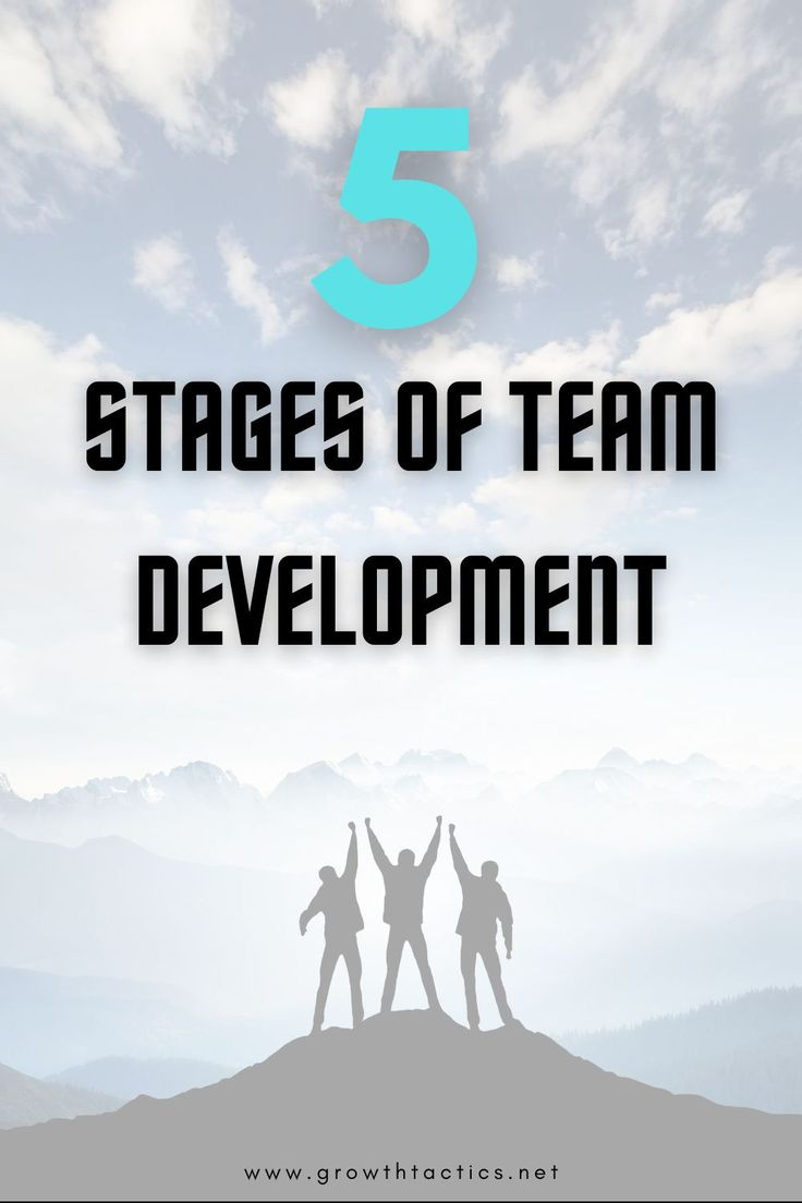 What Are the 5 Stages of Team Development? in 2020 Team