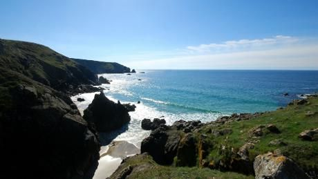 West Coast of the Lizard, Cornwall by Olivia Dale/NT