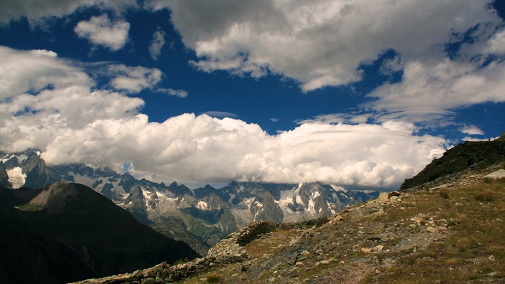 Aosta Valley on Fotopedia italian alps  #aostavalley #alps #travel #holidays