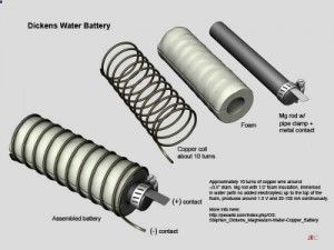 Battery Reconditioning - dickens water battery - Save Money And NEVER Buy A New Battery Again