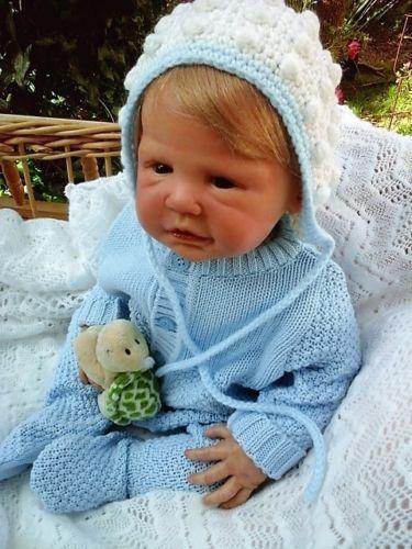 Reborn-Baby-Skylar-sold-out-limited-edition-kit-by-Debbie-de-Graaf, reborn by myself