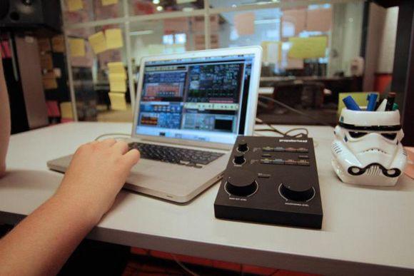 Photos of Propellerhead Reason Music Setups