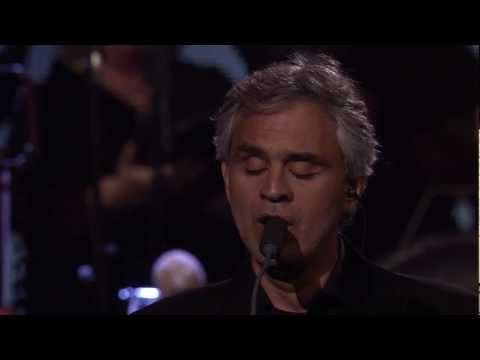 "Andrea Bocelli - Amazing Grace (Full HD 1080p) ""Be ye sinner or saint. No Other song...NO other song, touches the heart so deeply as Amazing Grace."" J T Gream."