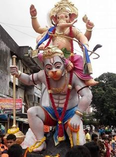 I wish u Happy Ganesh Chaturthi and I pray to God for your prosperous life. May you find all the delights of life, May your all dreams come true. Detail Visit: http://www.ganaraya.in