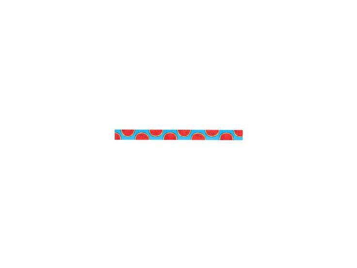 """Washi páska """"Melouny"""" (PW15D10M1798) . Rozměr: 1.5cm x 10m"""