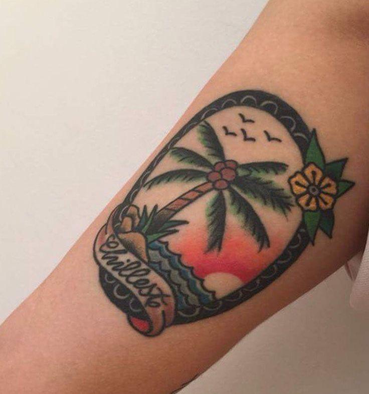 Oldschool  tattoo by Manos done at True love tattoo studios Athens @truelovetattooathens www.truelovetattoo.gr #oldschool#traditionaltattoo#oldschooltattooathens#oldschooltattoogreece#traditionala#tattoostudioathens#tattoostudiogreece