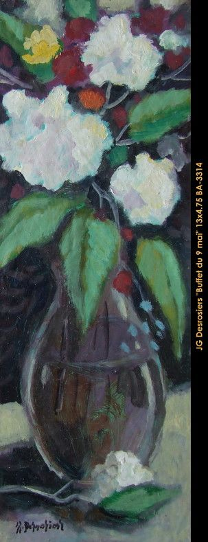 Original oill painting on canevas by Jean-Guy Desrosiers #jeanguydesrosiers #artist #canadianartist #quebecartist #art #fineart #figurativeart #originalpainting #oilpainting stilllife #flowers #balcondart #multiart