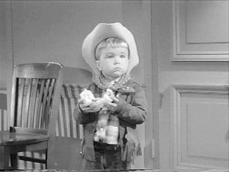 Leon and his peanut butter sandwiches on The Andy Griffith Show