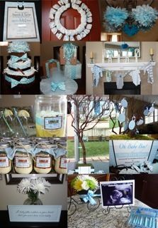 Baby shower ideasShowers, Baby Shower Theme, Baby Shower Ideas, Parties Ideas, Baby Boy, Babyq Shower, Tickle Blue, Baby Stuff, Baby Shower