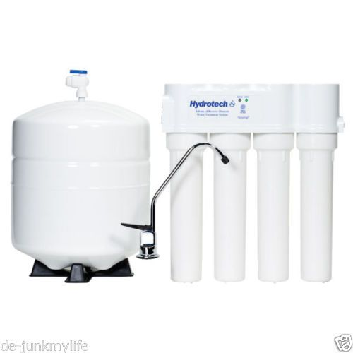 Hydrotech-4-Stage-75-GPD-Reverse-Osmosis-System-Push-Button-Monitor-4VTFC75G-PB