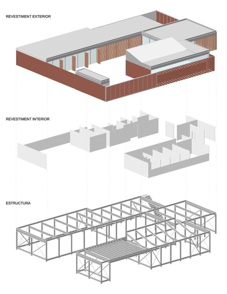 Gallery of Senior Citizen Community Center / F451 Arquitectura - 24