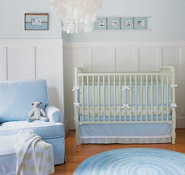 17 best images about luxury baby nurseries on pinterest for Serena and lily baby girl bedding