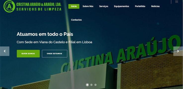 A Cristina Araújo & Araújo é uma empresa com experiência comprovada nas áreas de limpeza e higiene , nos mais diversos espaços desde de escritórios, áreas comerciais, consultórios, hospitais, escolas, instituições bancárias, final de obra, apartamentos, entre outros. De Norte a Sul de Portugal!