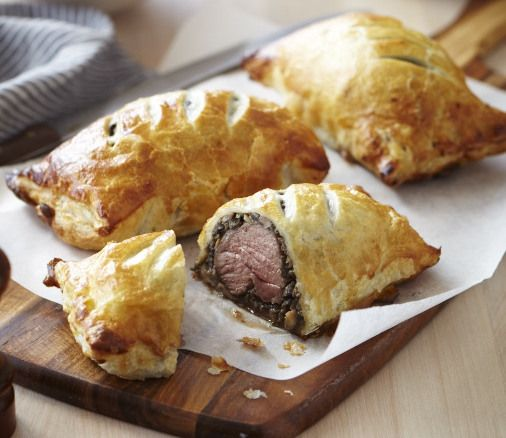 Delicious Lamb Wellington recipe from Chelsea Winter that's easy for the home cook to master. Your guests will be amazed!