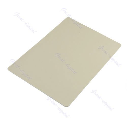 1pcs Tattoo Practice Skin Blank Plain For Needle Machine Supply
