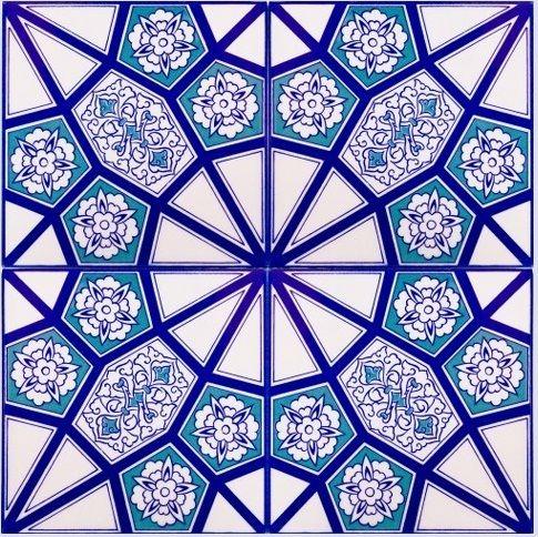 turkish tile patterns - Google Search