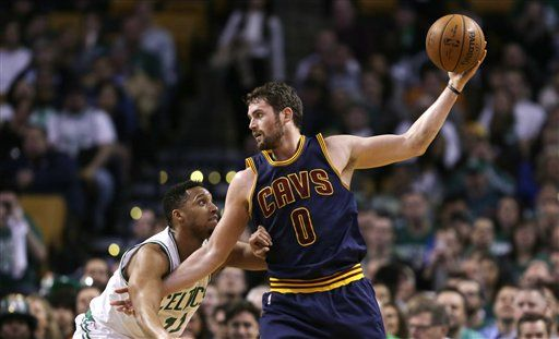 Kevin Love has shoulder surgery, sidelined 4-to-6 months