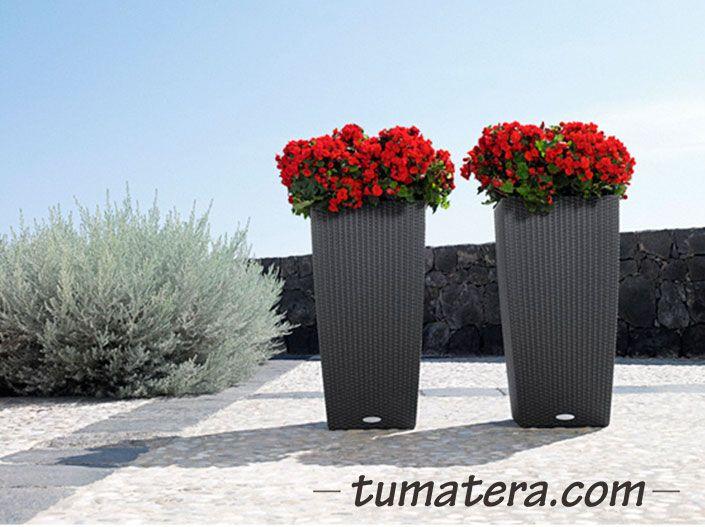 Las Materas Inteligentes son la unión perfecta entre estética y funcionalidad. Encuentralas en: http://www.tumatera.co/products/matera-inteligente-mi-404075cottage/