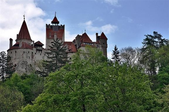 Bran Castle in Bucharest