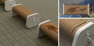 Bilderesultat for bench public space social design