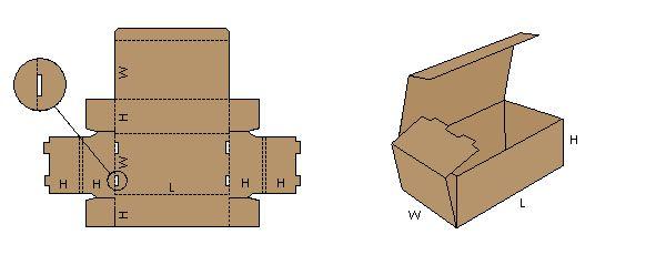 Carton Manufacturer London – A40 Packaging   0401 FEFCO boxes   Die Cut Cartons