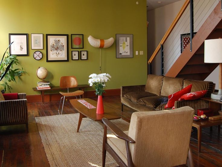 32 best Living Rooms with Mid century Modern Appeal images on
