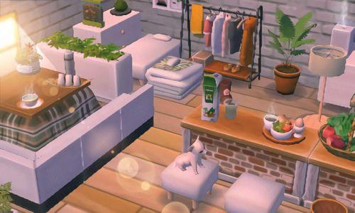327 best ACNL inspiration images on Pinterest   Animal ... on Animal Crossing Kitchen Ideas  id=18823